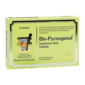 Bio-Pycnogenol, tabletki, 30 szt.