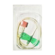 Przyrząd do wlewów dożylnych, 21G - 0,8 mm (średnica), 1 szt