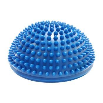 Qmed Balance Pods, półkule sensoryczne do rehabilitacji stóp, średnica 16 cm, 2 szt.