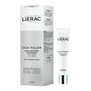 Lierac Cica-Filler, przeciwzmarszczkowy krem regeneracyjny dla skóry normalnej i suchej, 40 ml