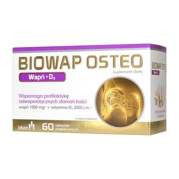 Biowap Osteo D3, tabletki, 60 szt.