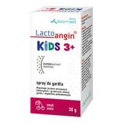 Lactoangin KIDS, spray do gardła o smaku wiśni, 30 g