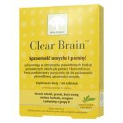 Clear Brain, tabletki, 60 szt.