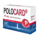 Polocard, 75 mg, tabletki dojelitowe, 120 szt.
