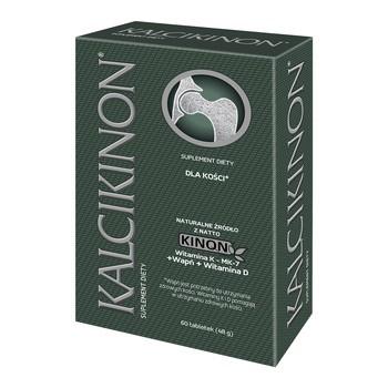 Kalcikinon, tabletki, 60 szt.