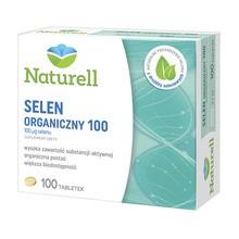 Naturell Selen Organiczny 100, tabletki, 100 szt.