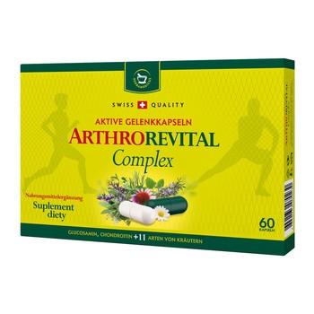 Arthrorevital Complex, kapsułki, 60 szt.