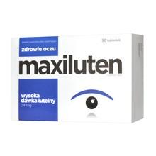 Maxiluten, tabletki, 30 szt.