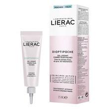 Lierac Dioptipoche, wygładzający żel korygujący obrzęki, 15 ml