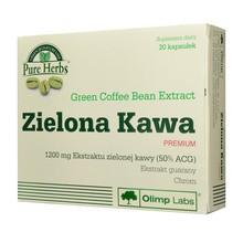 Olimp Zielona Kawa Premium, kapsułki, 30 szt.