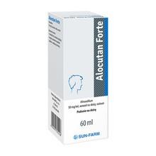 Alocutan Forte, 50 mg/ml, aerozol na skórę, 60 ml
