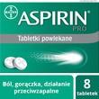 Aspirin Pro, 500 mg, tabletki powlekane, 8 szt.