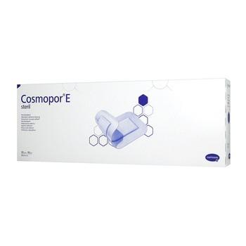 Cosmopor E, plastry opatrunkowe jałowe, 35 x 10 cm, 25 szt.