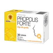 Propolis Forte o smaku pomarańczowym, tabletki do ssania, 30 szt.