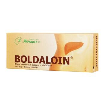 Boldaloin, tabletki, 30 szt.