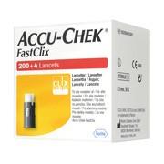 Accu-Chek FastClix, lancety, 204 szt.
