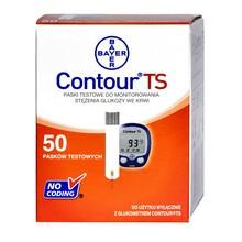 Test paskowy Contour TS, 50 pasków