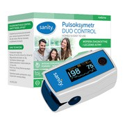 Pulsoksymetr Duo Control Sanity, model AP 4117, 1 szt.