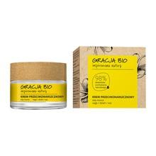 Gracja Bio, przeciwzmarszczkowy krem do twarzy, olej manoi, 50 ml