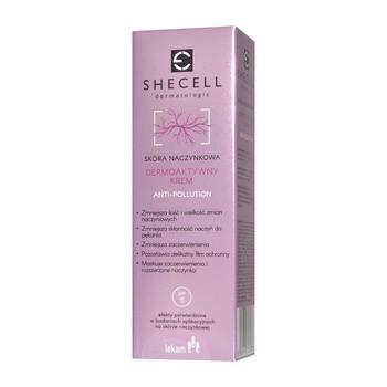 Shecell Dermatologic Protect, dermoaktywny krem, skóra naczynkowa, 40 ml