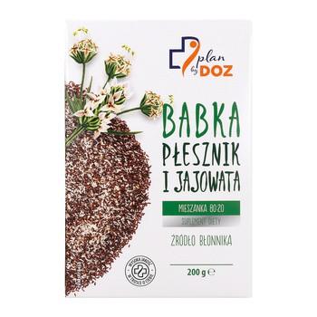 Plan By DOZ, Babka Płesznik i Jajowata, 200 g
