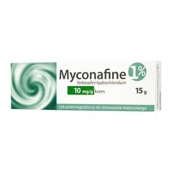 Myconafine 1 %, 10 mg/g, krem, 15 g (tuba)