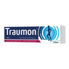 Traumon, 100 mg/g, żel, 100 g