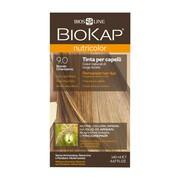 Biokap Nutricolor, farba do włosów, 9.0 bardzo jasny blond, 140 ml