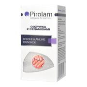 Pirolam, odżywka do paznokci z ceramidami, 11 ml