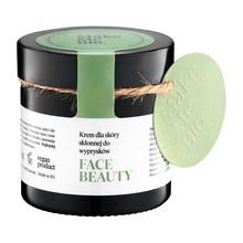 Make Me Bio, krem dla skóry skłonnej do wyprysków, Face Beauty, 60 ml