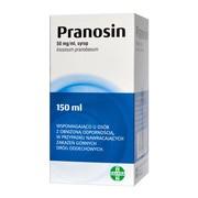 Pranosin, 50 mg/ml, syrop, 150 ml
