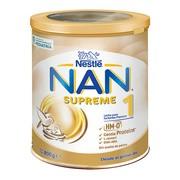 Nestle Nan Supreme 1 HM-0, mleko początkowe w proszku dla niemowląt od urodzenia, 800 g