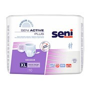 Seni Active Plus, majtki chłonne, roziar XL, 10 szt.