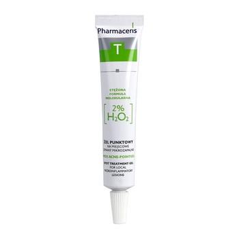 Pharmaceris T Medi Acne-Pointgel, żel punktowy na miejscowe zmiany mikrozapalne, 10 ml