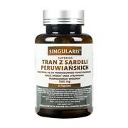 Singularis Tran z sardeli peruwiańskich 1000 mg, kapsułki, 60 szt.
