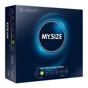 MY.SIZE, prezerwatywy, rozmiar 49 mm, 36 szt.