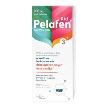 Pelafen Kid 3+, syrop, 100 ml
