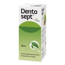 Dentosept, płyn do stosowania w jamie ustnej, 100 ml