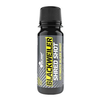 Olimp Blackweiler Shred Shot, płyn, smak citrus punch, 60 ml